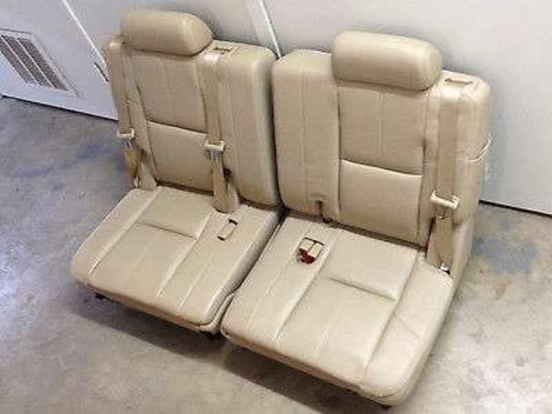third 3rd row seats tahoe yukon denali suburban 2007 2014 for sale in dallas tx 5miles buy. Black Bedroom Furniture Sets. Home Design Ideas