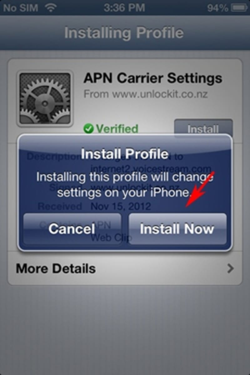 how to change a sim card carrier