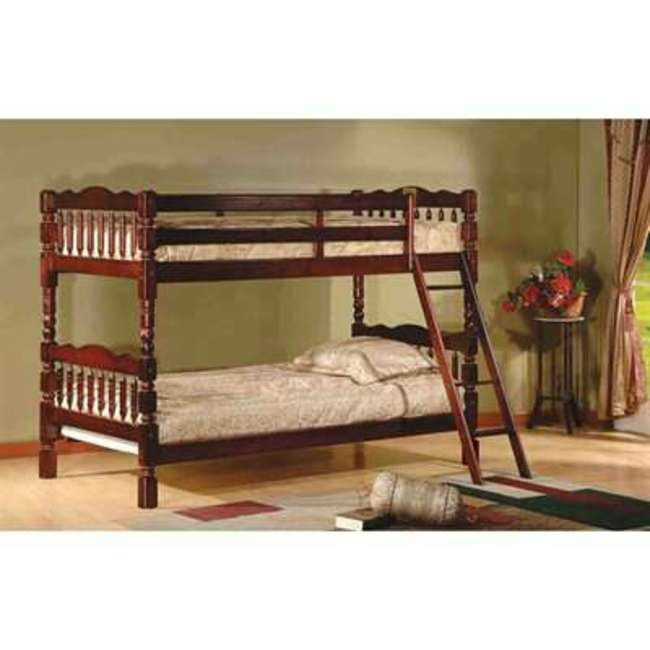 Brand New Twin Size Wood Bunk Bed 2 Mattresses For Sale In Silver Spring Md 5miles Buy And