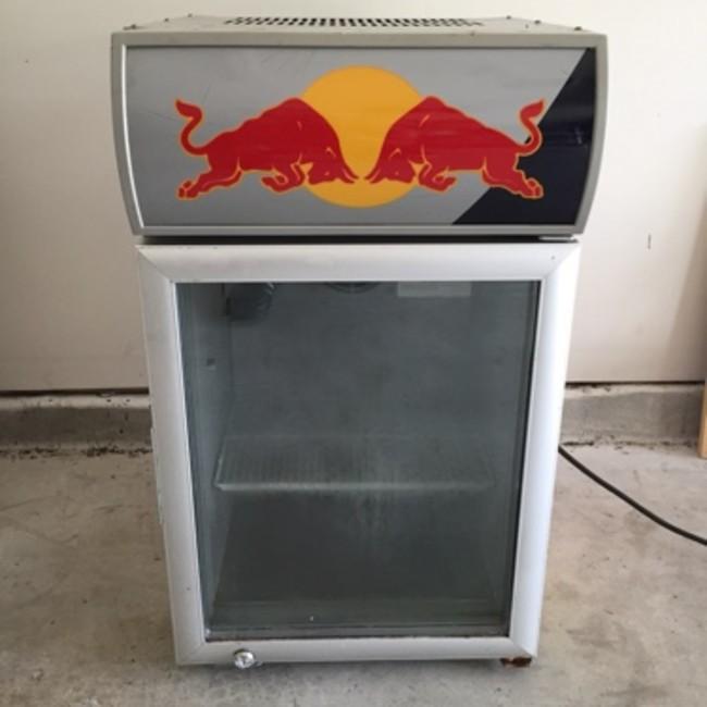 red bull mini fridge manual