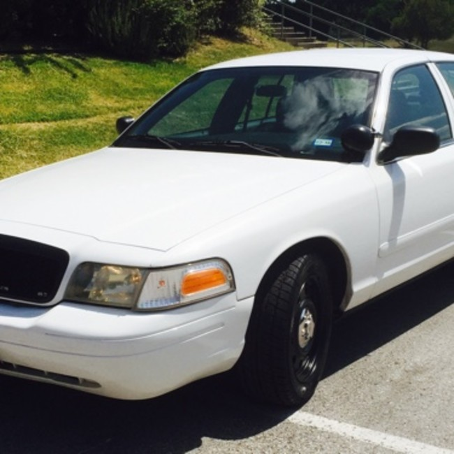 2011 Ford Crown Victoria Police Interceptor For Sale In