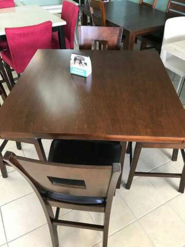 Brand new dining set for sale in houston tx 5miles buy and sell What furniture brands does home goods carry