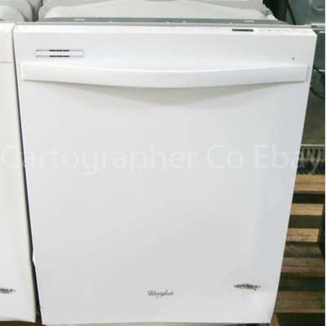 WHIRLPOOL GOLD SERIES TOP CONTROL DISHWASHER WHITE 23.9